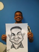 Creww Caricature Artist For Hire Cheshire